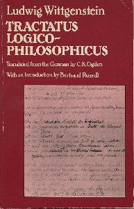 Tractatus Logico-Philosophicus.