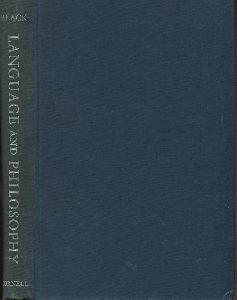 Language and Philosophy Studies In Method.