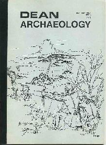 Dean Archaeology. 1988 No. 1.