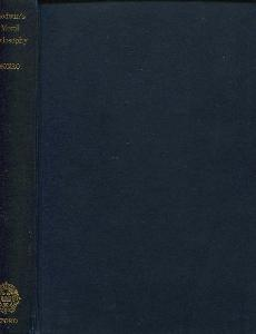 Godwin's Moral Philosophy. An Interpretation of William Godwin.