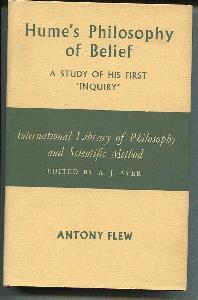 Hume's Philosophy of Belief: A Study of His First Inquiry.