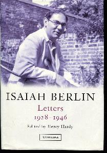 Letters 1928 - 1946. Edited by Henry Hardy.