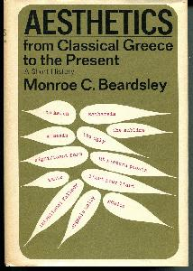 Aesthetics from Classical Greece to the Present. A Short History.