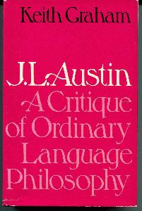 J. L. Austin. A Critique of Ordinary Language Philosophy.