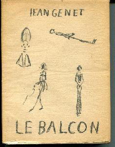 Le Balcon.
