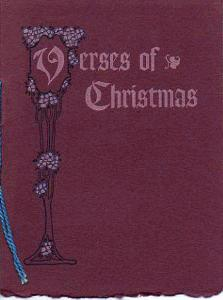 CHRISTMAS KEEPSAKE. VERSES OF CHRISTMAS.
