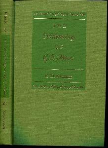 The Epistemology of G. E. Moore.