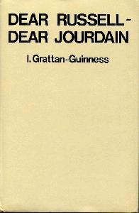 Dear Russell - Dear Jourdain. A commentary on Russell's logic, based on his correspondence with Philip Jourdain.
