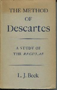 The Method of Descartes. A Study of the Regulae.