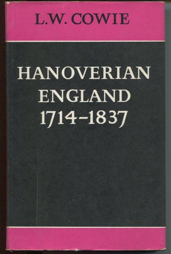 Hanoverian England 1714 - 1837.