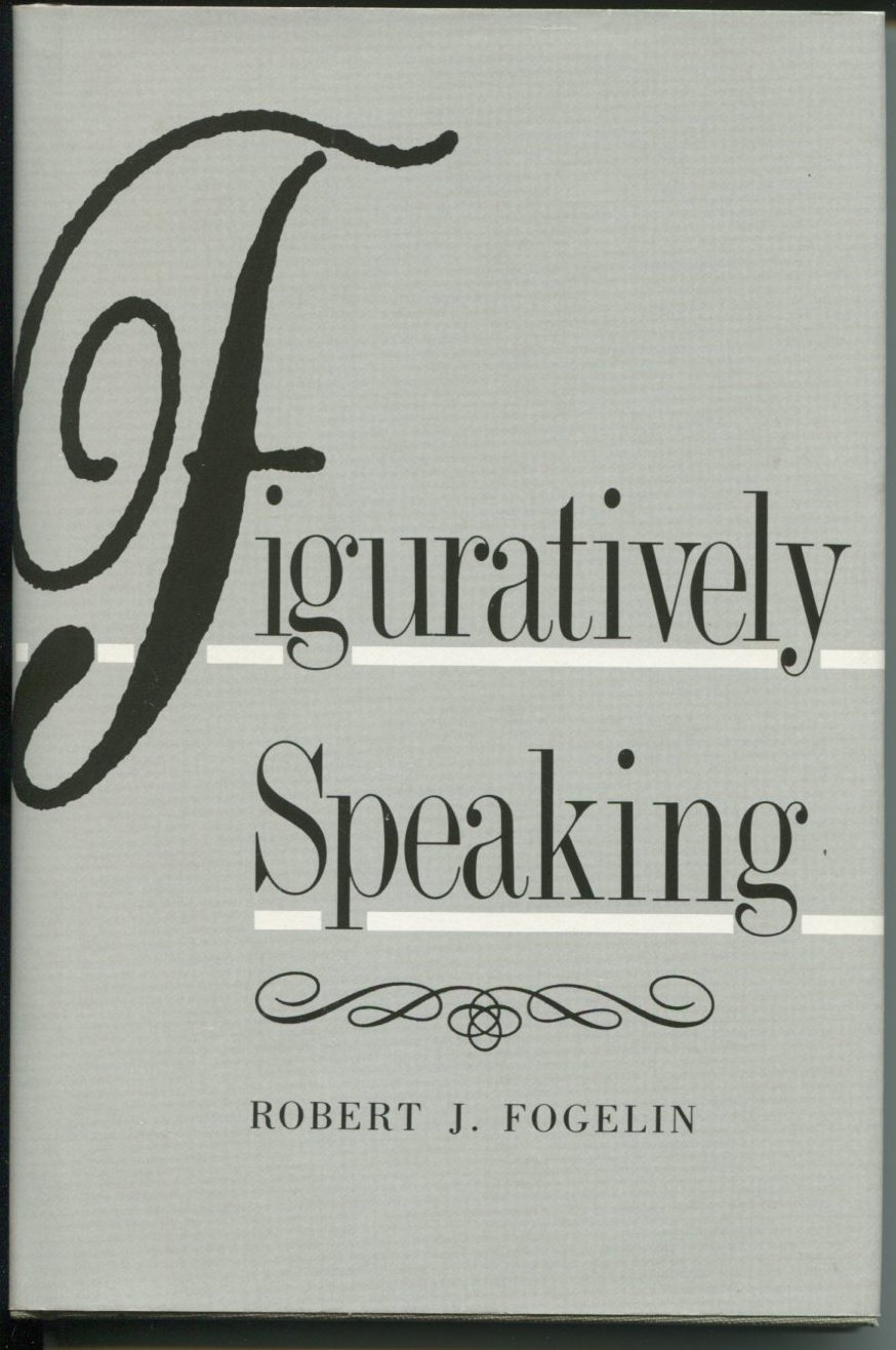 Figuratively Speaking.