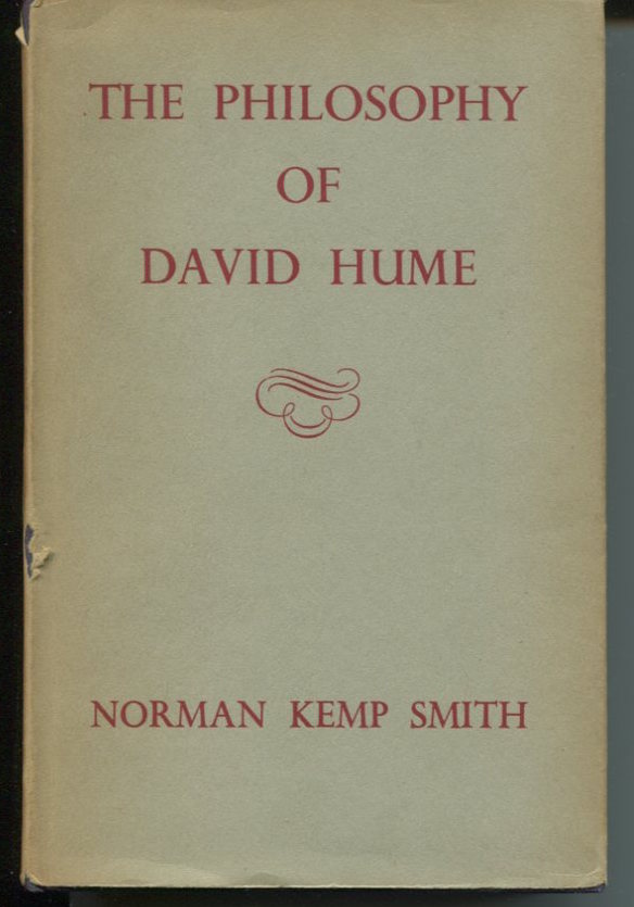 The Philosophy of David Hume. A Critical Study of Its Origins and Central Doctrines.