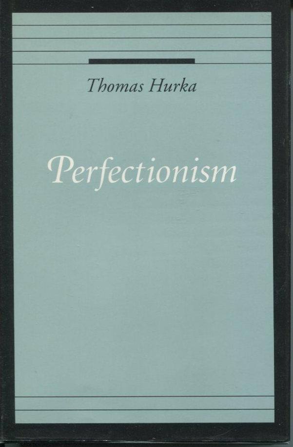 Perfectionism.