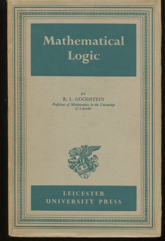 Mathematical Logic.