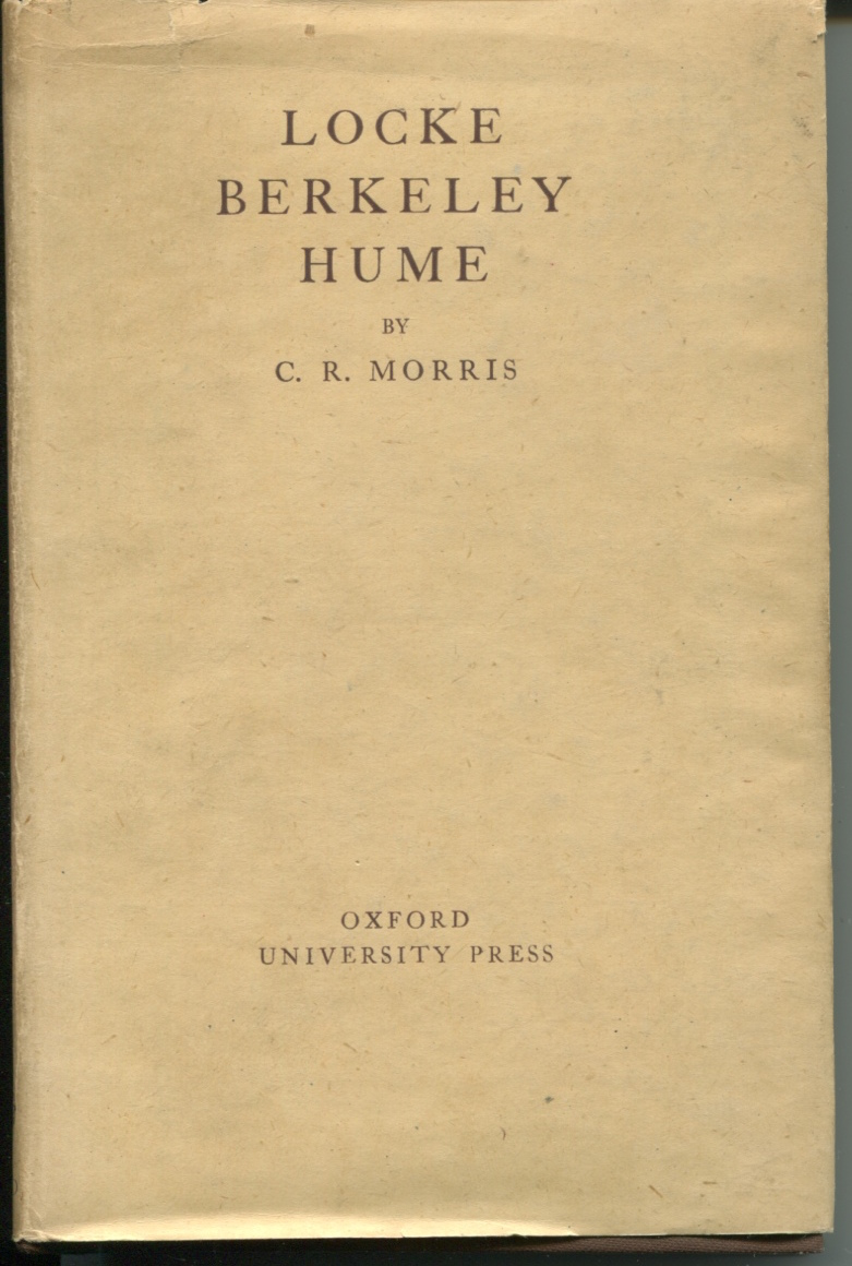 Locke Berkeley Hume
