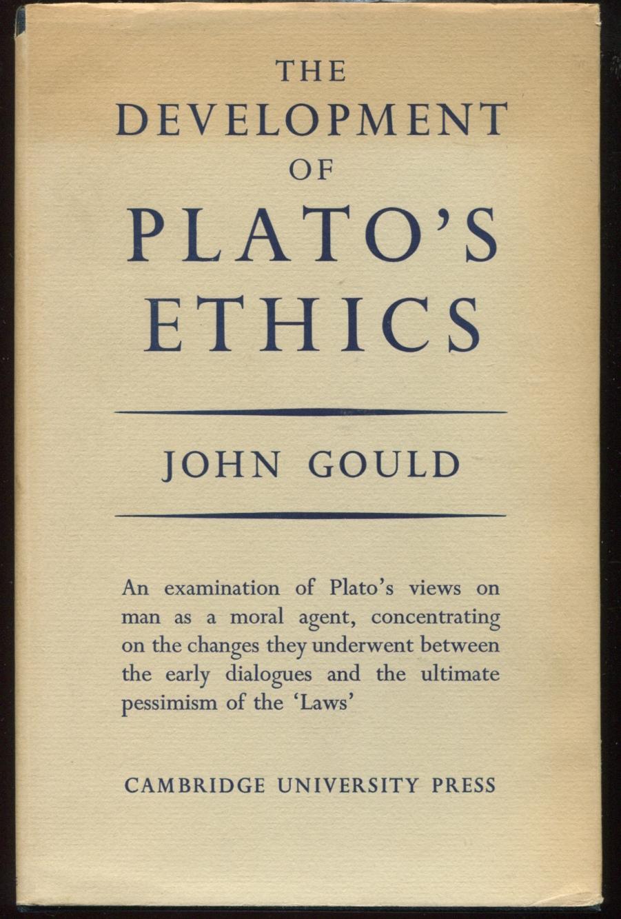 The Development of Plato's Ethics.