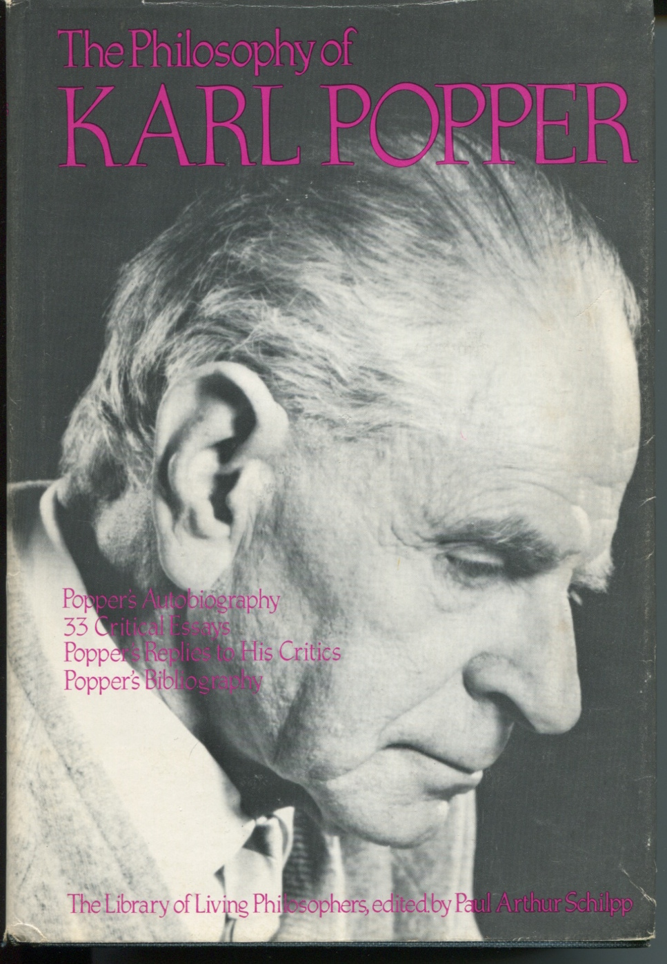 The Philosophy of Karl Popper, Volume XIV, Book Two.