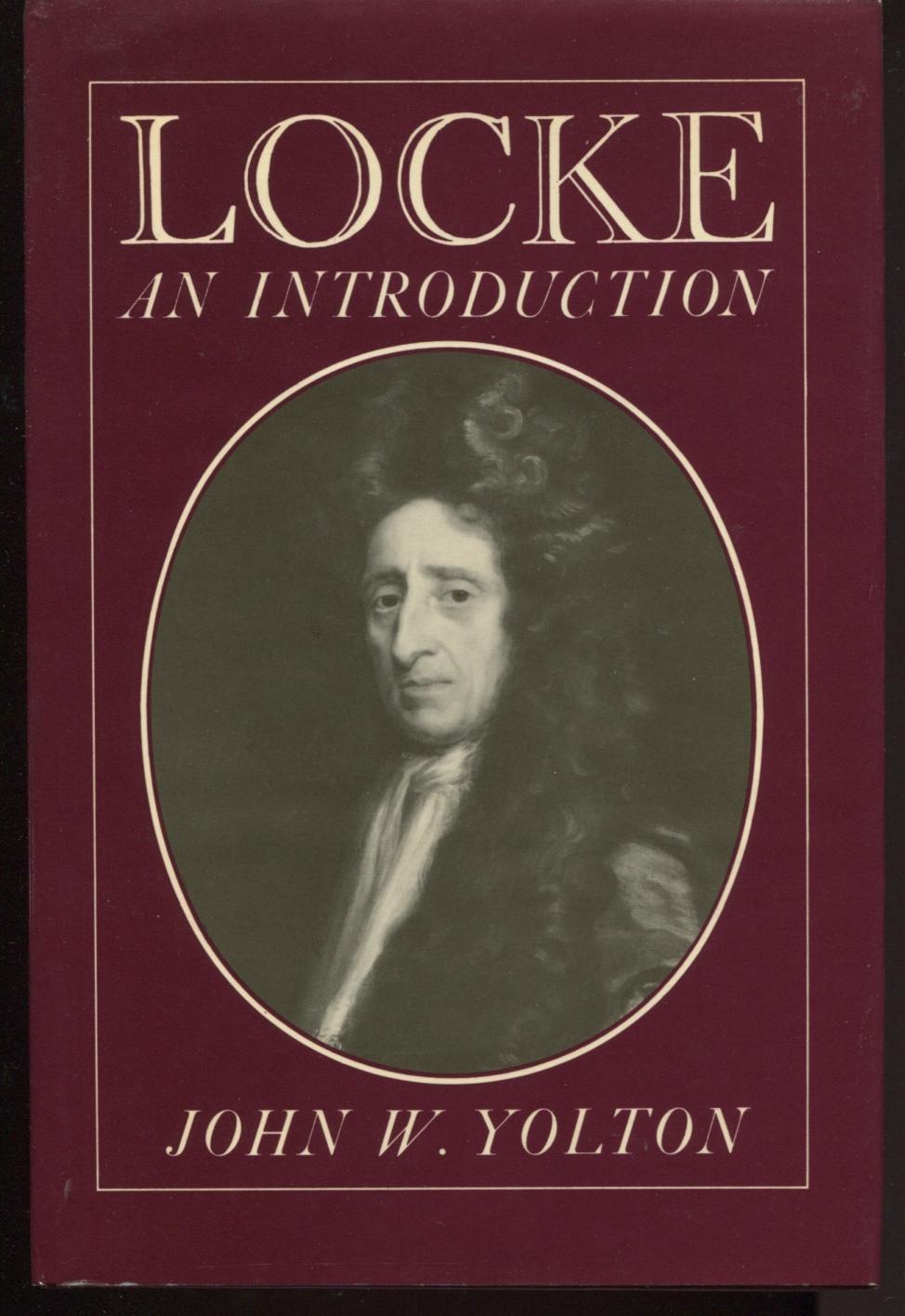 Locke An Introduction.