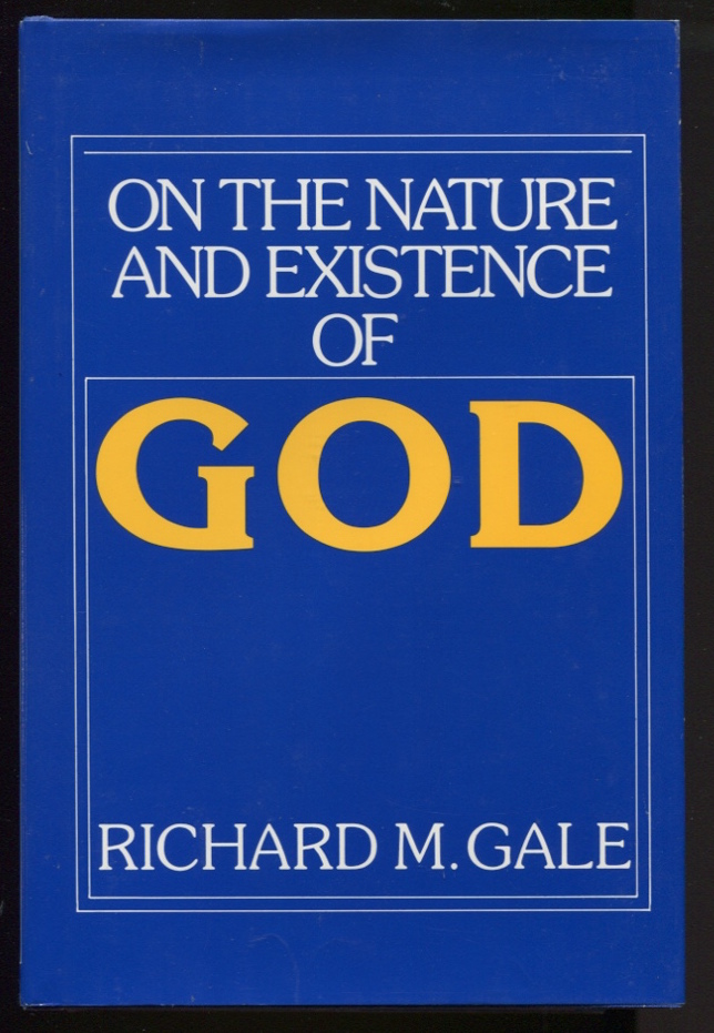 On the Nature and existence of God.