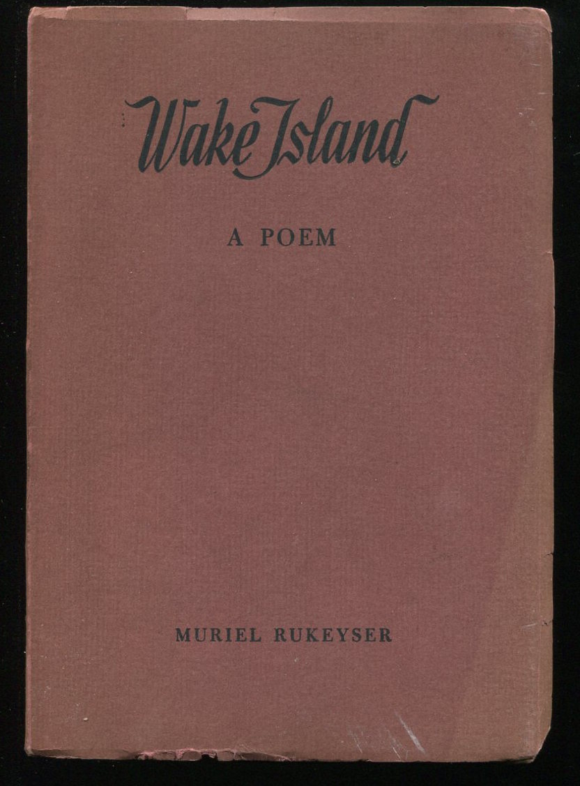 Wake Island. A Poem.