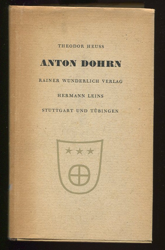 Anton Dohrn.