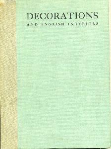 Decorations and English Interiors.