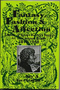 Fantasy, Fashion and Affection.  Editions of Robert Herrick's Poetry For the Common Reader, 1810-1968.