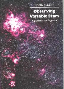 Observing Variable Stars: A Guide for the Beginner.
