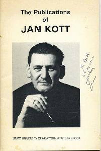 The Publications of Jan Kott.