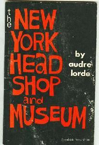 New York Head Shop and Museum.