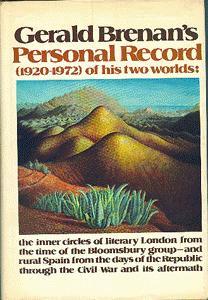 Personal Record, 1920-1972.