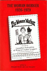 The Woman Worker, 1926-1929.