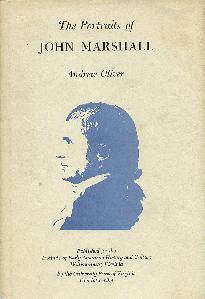 The Portraits of John Marshall.