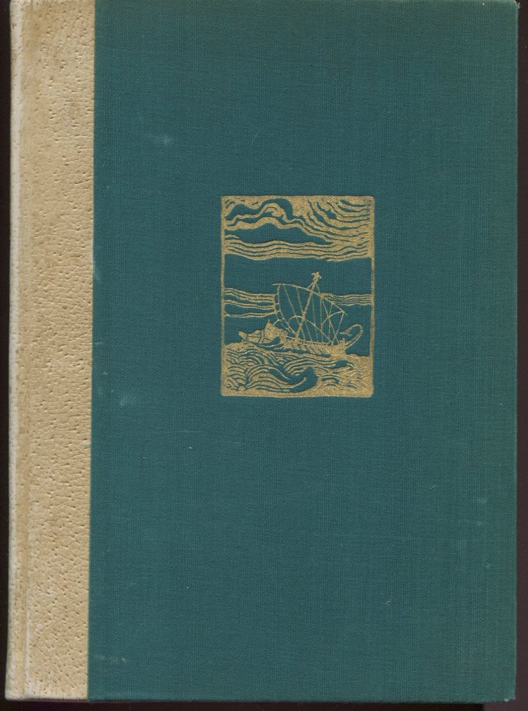 The Odyssey of Homer. Illustrated by N. C. Wyeth, Translated by George Herbert Palmer. Signed.